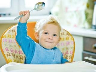 Воспитание у ребёнка культуры питания