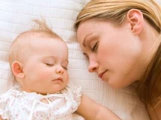 Сон вместе с мамой